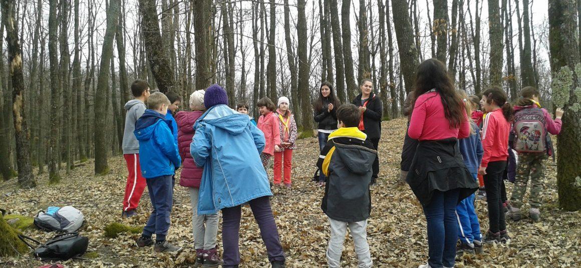 Tinerii ambasadori ai naturii 2015