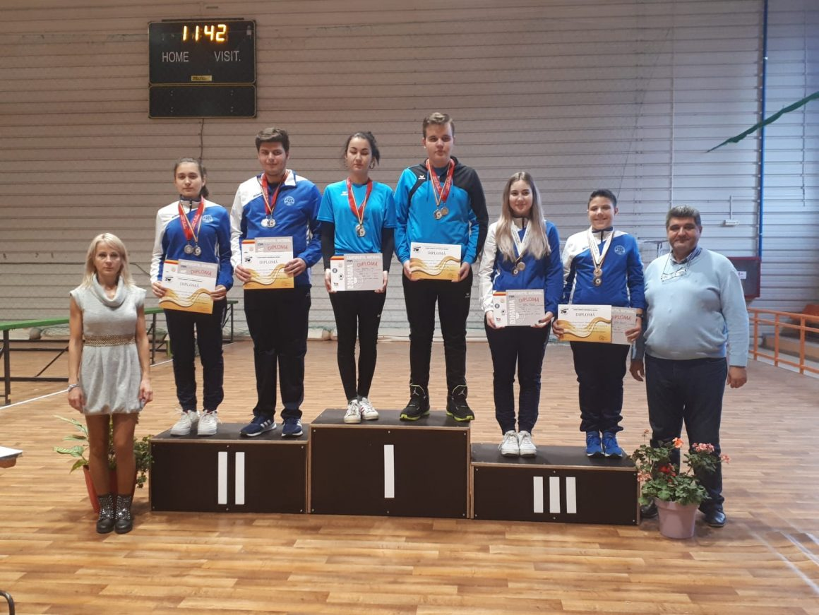 Memorial Ioan Stanescu si Etapa a II- a de Camp. National de tir sportiv