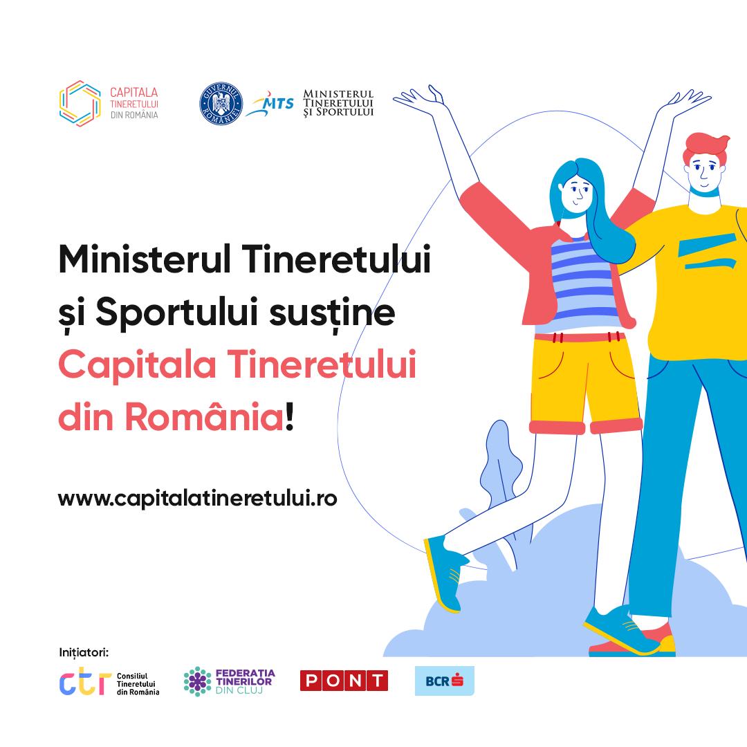 E orașul nostru următoarea Capitală a Tineretului din România?